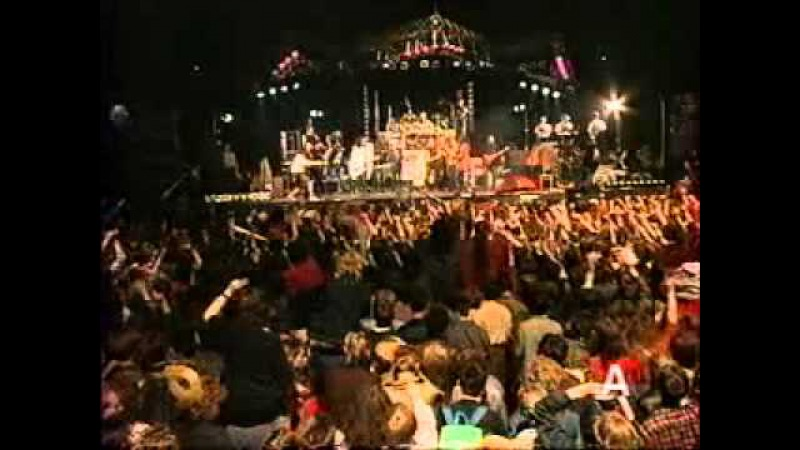 АлисаБригада С - Кибитка Все это рок-н-ролл live