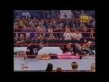 [Wrestling Museum] The Rock & Trish Stratus Vs The Dudley Boyz - Tag Team Championship - WWF/WWE 2001