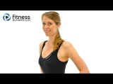 40 Min Cardio HIIT Workout + Butt, Thighs, Abs Ultimate Workout for Belly Fat Loss, No Equipment