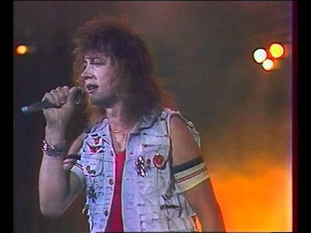 Рок группа СССР ( Москва ) 1989 г.
