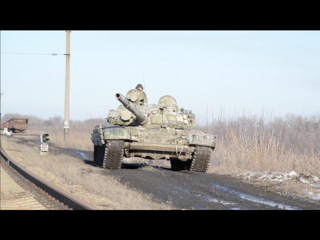 Rebels prepare to assult Debaltseve