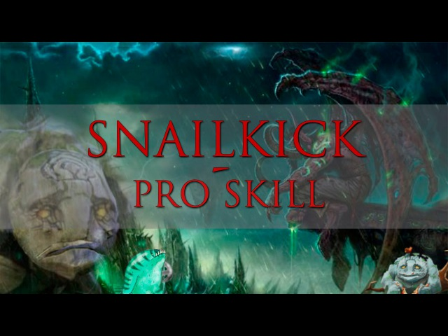 SNAILKICK - PRO SKILL (Dota 2 песня/song)