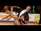 Венский вальс - божественный танец. Смотрите невероятное красивое исполнение венского вальса.