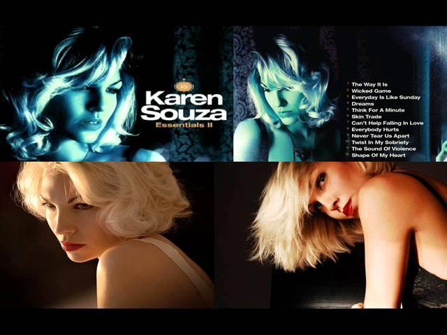 Oid mortales...! Karen Souza Lounge