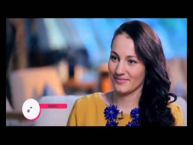 Лидер Орифлэйм Найля Кобринец в программе ДевочкиТакиеДевочки на Ю