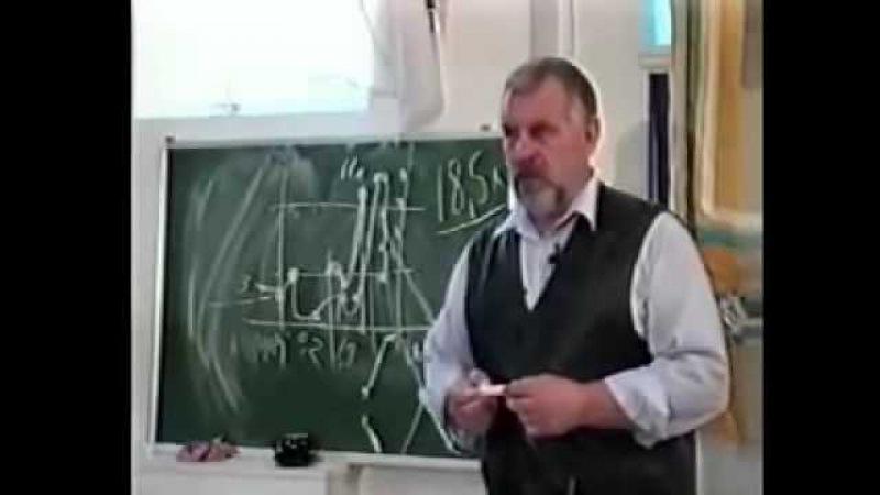 Лекция о вреде алкоголя