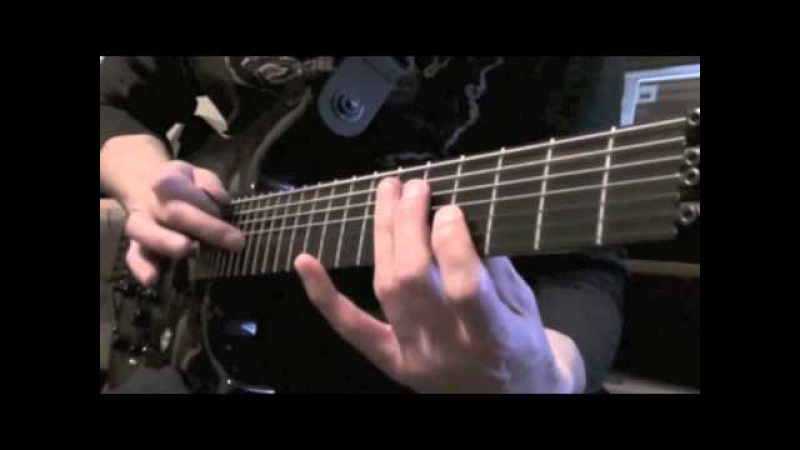 Zyggie - Jamming for Guitarplayer.ru (Framus DiabloWhammy 4)