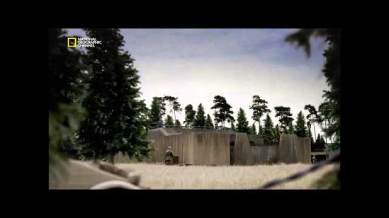 ставка Гитлера Волчье логово (Вольфшанце\как оно выглядело при хозяине