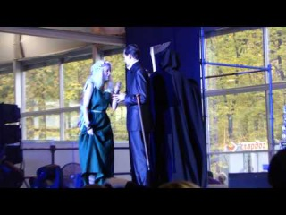 EveryCon`14 Дефиле стенда Плоский Мир Терри Пратчетта