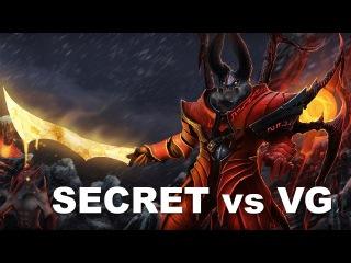 Secret vs VG Doom - Nanyang Grand Final Game 1