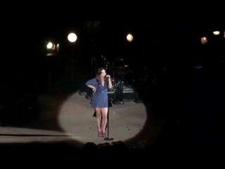 Речь Ланы (Live @ «Endless Summer Tour»: «Red Rocks Amphitheatre»)