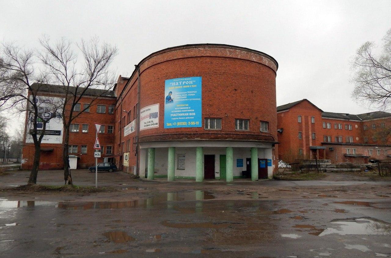 город сокол фото вологодской области