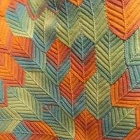пэчворк или лоскутное вязание спицами вконтакте