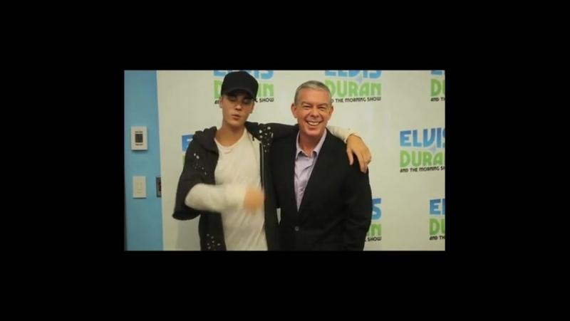 Z100newyork: Tomorrow at 7:40am - @JustinBieber​ on the @ElvisDuranShow​… BE THERE. WhatDoYouMean BieberOnElvis | z100.com/lis