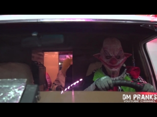 Killer Clown 6Episodes From Vegas Scare Prank