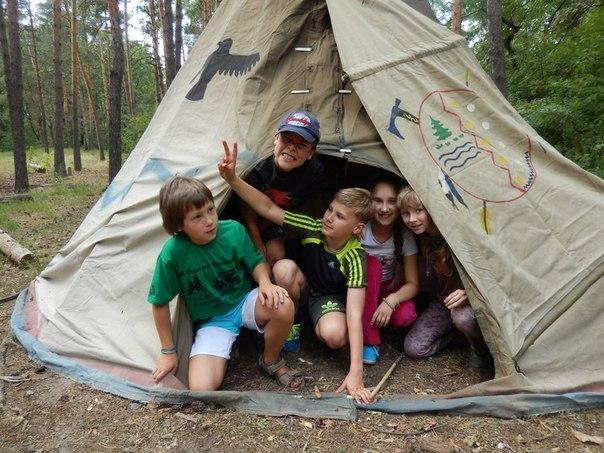 Афиша Тамбов Летние курсы выживания для детей и подростков