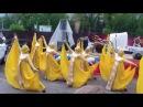 лебедь белая танец в день победы