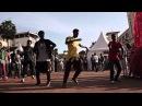 KADINGO Freestyle Afro House, Hiphop, Kampala, parking lot, (UGANDA)