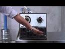 Robotic beer holder