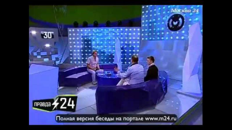 Михаил Ефремов и Геннадий Хазанов юродствуют