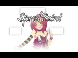Kristel Kirio RPCOC 【SpeedPaint】R.Collab