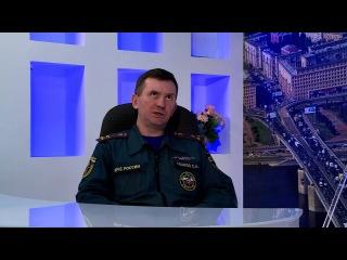 Видеоконсультация о некоторых итогах работы МЧС в Невском районе за 2014 год