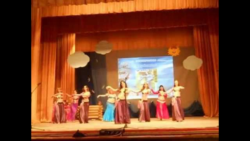 Студия арабского танца Меджана, взрослые, 2 месяца обучения
