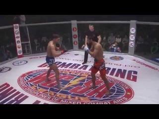 Андрей Борисов - Касим Шарипов, mix combat, турнир