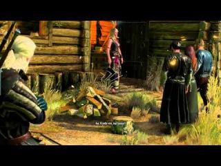 Ведьмак 3: Дикая Охота прохождение [13] - Охота на Ведьму