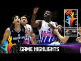 Puerto Rico v Argentina - Game Highlights - Group B - 2014 FIBA Basketball World Cup