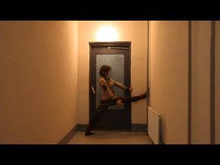 Аглая Датешидзе. Танцевально соло