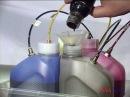 Баночная система подачи чернил (снпч)