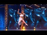 Танцы: Кристина Корончевская (Ёлка - Лети, Лиза) (сезон 2, серия 3)