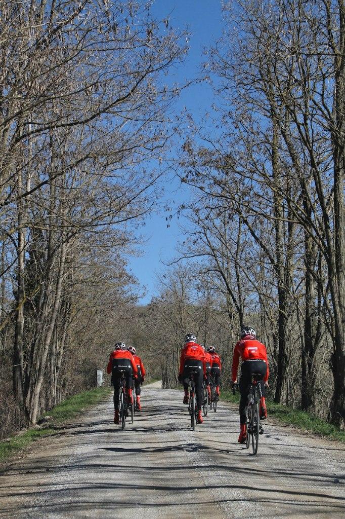 """РусВело"" проводит разведку трассы Strade Bianche"