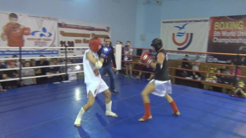 Тягунов Дмитрий vs Эйвас Георгий