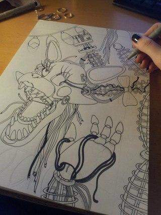 Раскраски карандашами-5