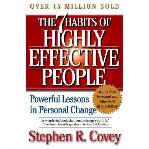 The 7 Habits of Highly Effective People: Powerful Lessons in Personal Change (PDF + Audiobook)