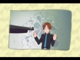 Axis Powers Hetalia - Хеталия и страны Оси - 1 сезон 8 серия [Yuki Yujie]