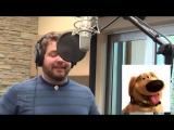 Песня голосами героев мультиков Disney и Pixar  Let it Go
