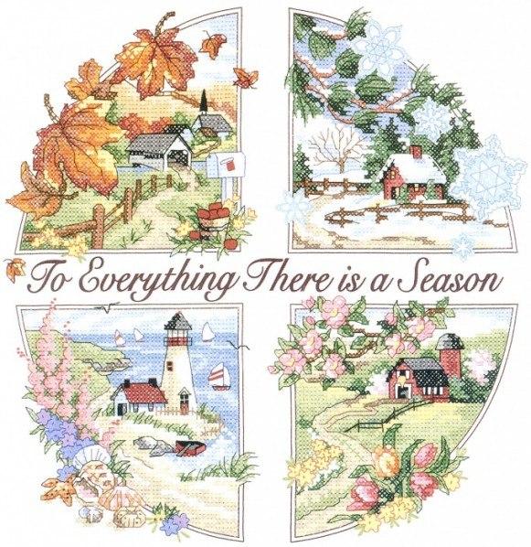 Ваше любимое время года ?
