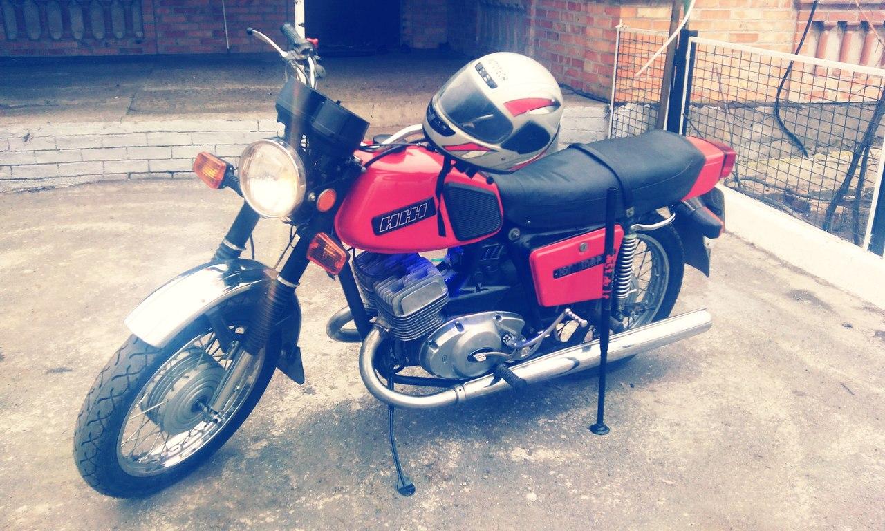 Форсировка двигателя ИЖ ЮПИТЕР 5 - Мотоциклы и скутеры