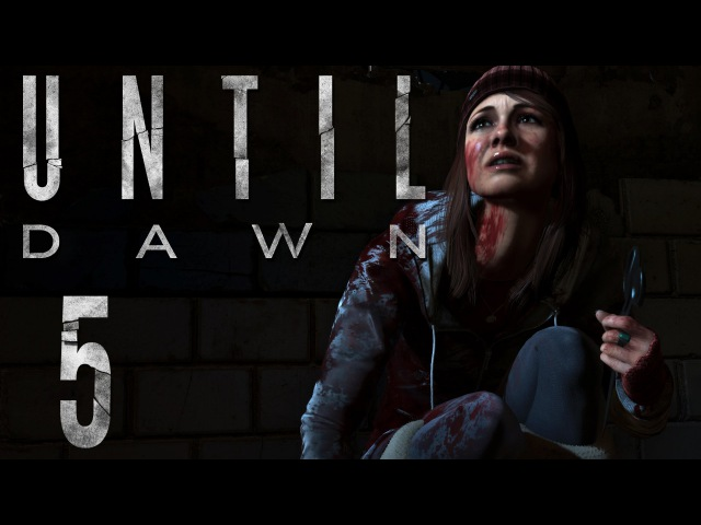 BIGGEST CLIFFHANGER EVER | Until Dawn - Part 5