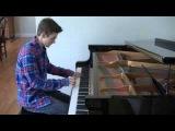 Adele Skyfall (Elliott Spenner Piano Cover)