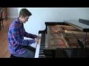 Adele Skyfall Elliott Spenner Piano Cover