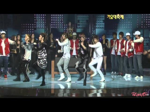 091230 | SHINee 샤이니_ Just Dance (Lady Gaga)