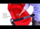Детская коляска 2в1 Stokke Crusi Стокке Крузи