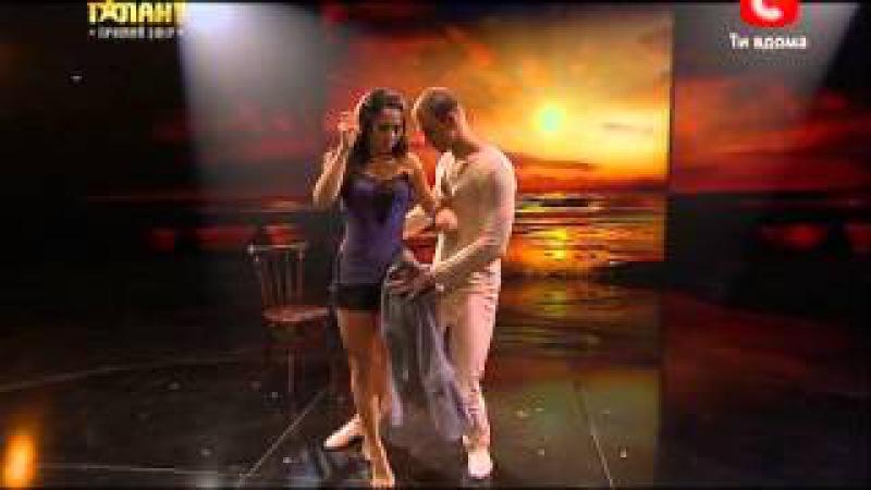 Україна має талант-5.Дуэт «Duo Flame» [Финал][25.05.13]