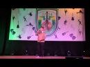 Командир бригады СОП Голубая стрела Grand Bars на Первом областном творческом фестивале СОбытие.
