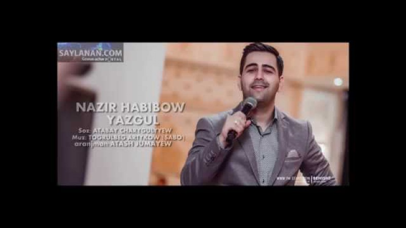 Nazir Habibov- Yazgul (offical video) 2015 Hd Version