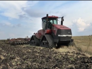 Case IH Quadtrac 500 and Case IH Ecolotiger 9300 slow motion